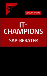 "Siegel ""SAP-Berater"""
