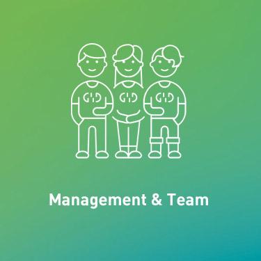 Management und Team