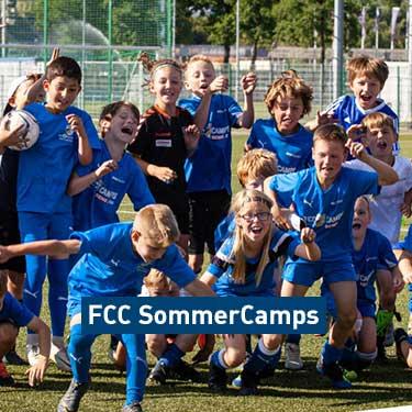 Spende FCC SommerCamps