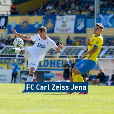 Sponsoring FC Carl Zeiss Jena