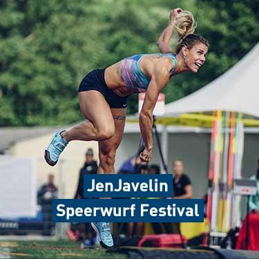 Sponsoring JenJavelin Speerwurf Festival 2021