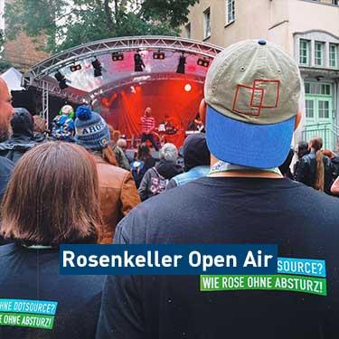 Rosenkeller Open Air