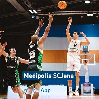 Sponsoring Medipolis SC Jena