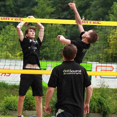 dotSource Sommersportfest 2013