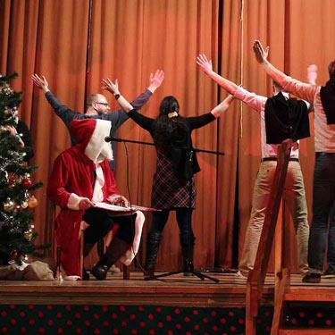 dotSource Weihnachtsfeier 2014