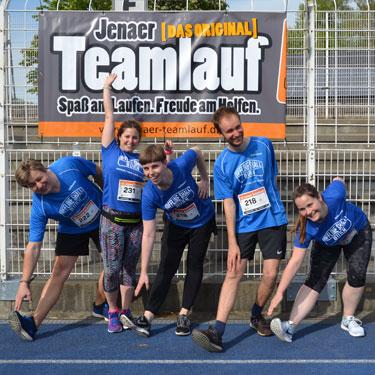 Jenaer Teamlauf 2018