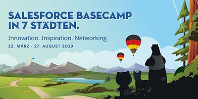 Salesforce Basecamps 2019