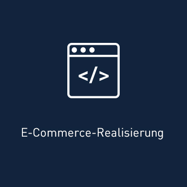 E-Commerce-Realisierung