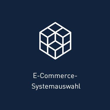 E-Commerce-Systemauswahl