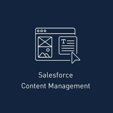 Salesforce CMS