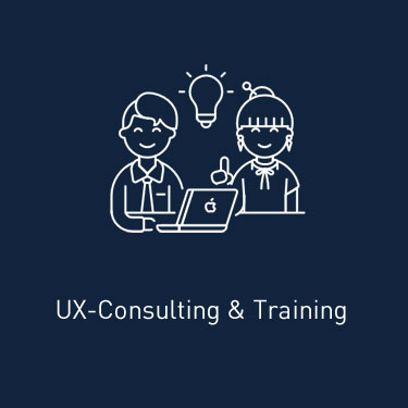 UX-Consulting & -Training