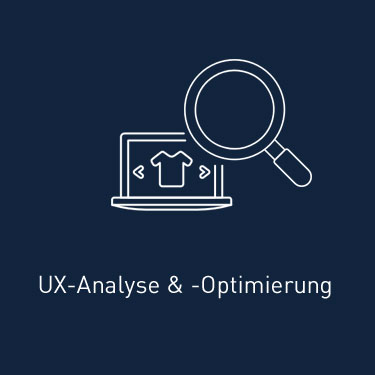 UX-Analyse & Conversion-Rate-Optimierung