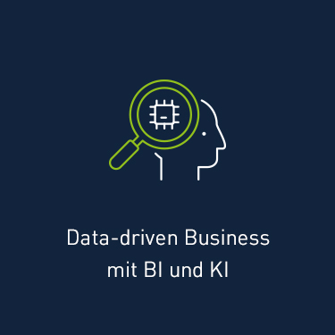 Data Driven Business KI