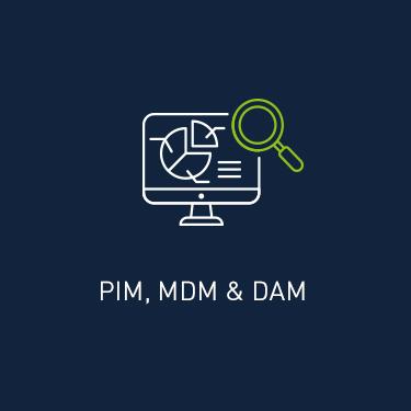 PIM MDM DAM