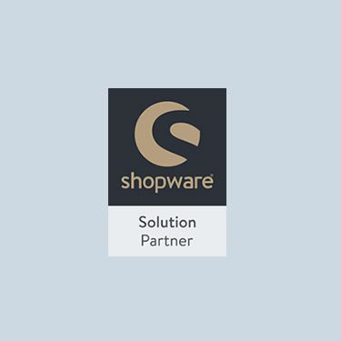 shopware Solution Partner Logo