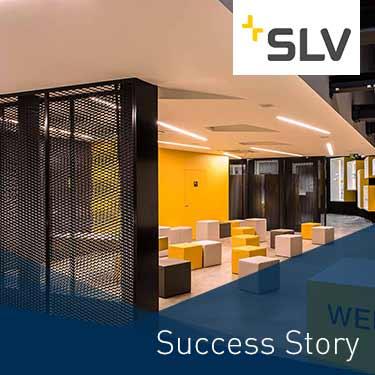 moderne Content-Commerce-Strategie sowie Konzeption und Design für prämierten SLV-Onlineshop
