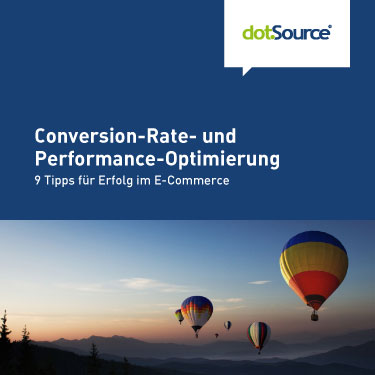 dotSource Whitepaper Conversion-Rate und Performance-Optimierung