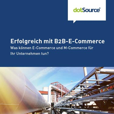 dotSource Whitepaper Erfolgreich mit B2B-E-Commerce