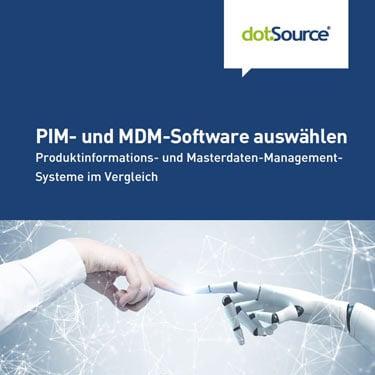 PIM- und MDM-Systeme im Vergleich