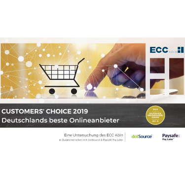 Customes Choice Beste Onlineshops 2019
