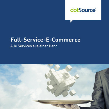 dotSource whitepaper full-service e-commerce