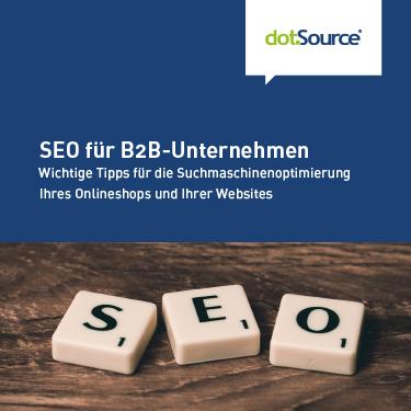 Whitepaper SEO für B2B-Unternehmen
