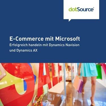 Whitepaper E-Commerce mit Microsoft